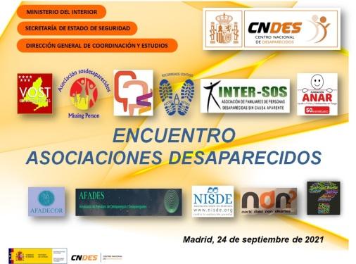 Cartel ENCUENTRO asociaciones desaparecidos 24sep21.png